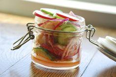 radishes, food, radish relish, canning recip, radish recip, relishes, quick radish, eat, pickl