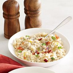 Bacon and Leek Risotto | MyRecipes.com
