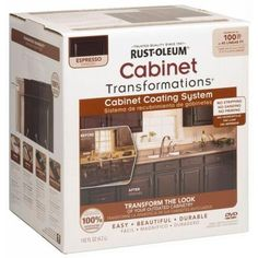 cabinet update kit...would love to do this to update 80s bathroom/kitchen
