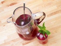 Hibiscus Rum Cooler | Serious Eats : Recipes