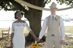 afro-native-goddess: My Athletes In Action Mentor Andy & His Wife Reisha! (^_^) ][ blackgirlwhiteboylove
