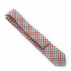 Everlane Raw Cotton Gingham Tie $35