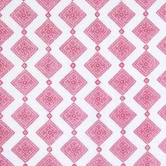 John Robshaw Textiles - Shali Lotus - Handprinted Linens - Fabric