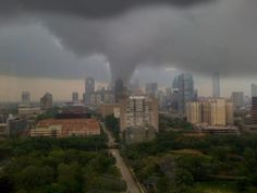 Tornadoes That Hit The Dallas/Fort WorthArea