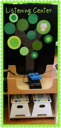 The Very Busy Kindergarten: classroom decorating
