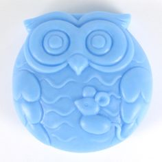 Kudos Mouse and Owl Silicone Mold | Bramble Berry® Soap Making Supplies