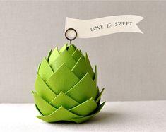 Love is sweet artichoke