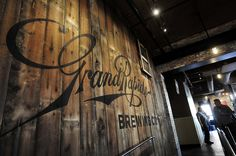 Grand Rapids Brewing  Good food & drink!