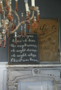 2013 Holiday Housewalk {Welcome To Our Home} | Jeanne Oliver