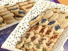 Receta:Patricia Gabriel   Galletitas de queso aptas para celíacos  Utilisima.com