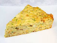 Zucchini Slice recipe - Practical Parenting Magazine - Yahoo!7 Lifestyle