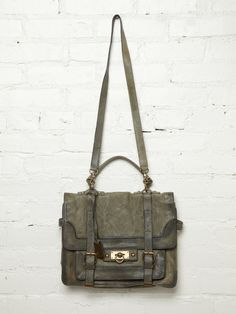 Frye Cameron Satchel - Rugged Chic