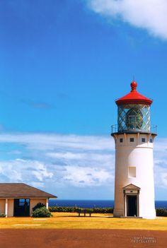 America // Kilauea Lighthouse, Kauai, Hawaii by Scott Thomas, via 500px // #monogramsvacation