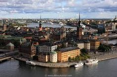 Stockholm...so pretty