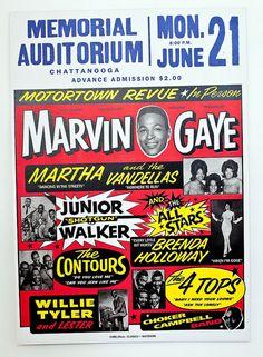 Motown Revue 1960s