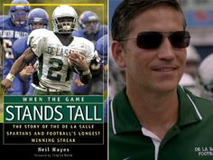 When the Game Stands Tall by Neil Hayes  Summer Movie Edition | Books | PureWow Books