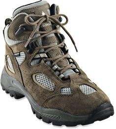 Hiking boots for the kids! Vasque Breeze Waterproof Hiking Boots - Kids