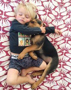 Theo & Beau