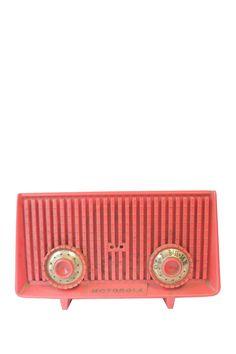 Vintage Motorola Radio c1953 on HauteLook
