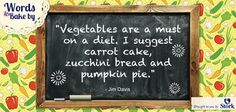 We like this diet! #Baking #Quotes