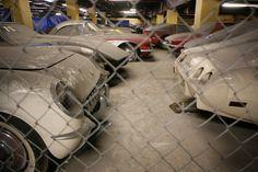 Corvette Set - Peter Max's Dream Collection Relocates - NYTimes.com