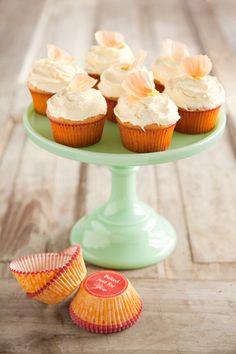 Paula Deen - Old Fashioned Cupcake