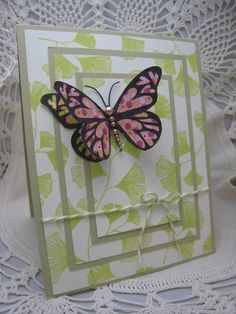 Triple Layering Butterfly