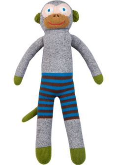 mozart, handknit doll, blabla doll, animals, monkeys, bla bla, babi, blabla kid, kids