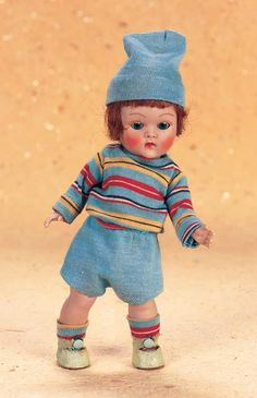 American red haired Ginny from Brothers and Sisters Series by Vogue - Theriault's Antique Doll Auctions