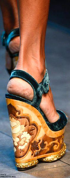 Dolce & Gabbana Fall'13rtw