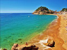 Tossa de Mar, Spain