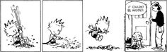 Daily Calvin & Hobbes