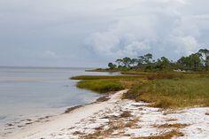 St Joseph Peninsula State Park In Port St. Joe, Florida