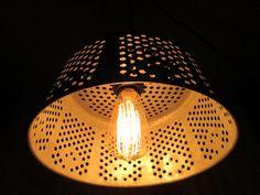 Rustic pendant light  modern lighting pattern design by UpReNew, $75.00