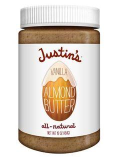 New Find: Justin's Vanilla Almond Butter: This stuff is the can't-put-it-down kinda stuff. Good thing it's organic.  #SelfMagazine