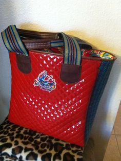 My Consuela Bag...Love it!!!