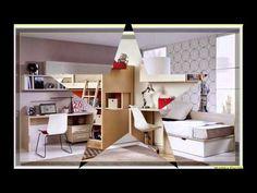 Dormitorios infantiles compartidos |Habitaciones para Niñas y Niños| Mue...