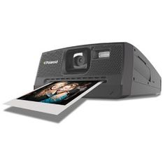 Polaroid Z340 3x4 Instant Digital Camera with ZINK (Zero Ink) Printing Technology: Camera & Photo
