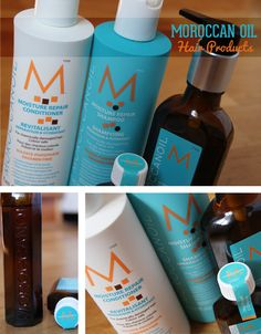 Moroccan Oil Hair Products My secret to healthy hair; MoroccanOil