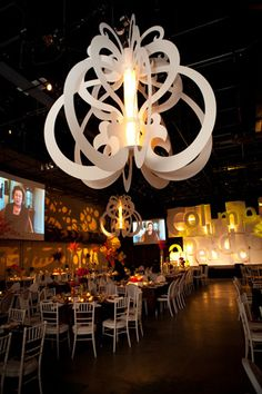 Columbia College of Chicago Open Doors Gala by Jeffrey Foster