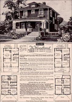 1923 Sears kit home