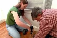 In this how-to video, This Old House general contractor Tom Silva shows how to patch up a hardwood-strip floor seamlessly. | thisoldhouse.com