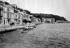 İstanbul'un ilk fotoğrafları/ Büyükdere
