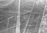 Nazca lines and potential landind strips.