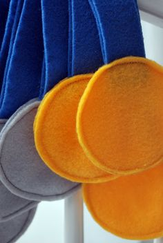 Family Olympics and Medal How-to #felt