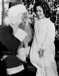Christmas with Shirley!