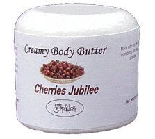 Cherries Jubilie Body Butter.