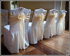 Clearwell Castle Chair Covers - Gold
