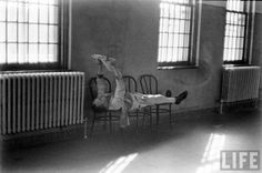 Pilgrim State Hospital -reading time 1936 More