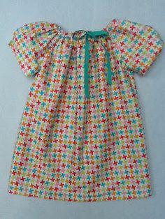 Toertjes: Een jurk voor beginners...